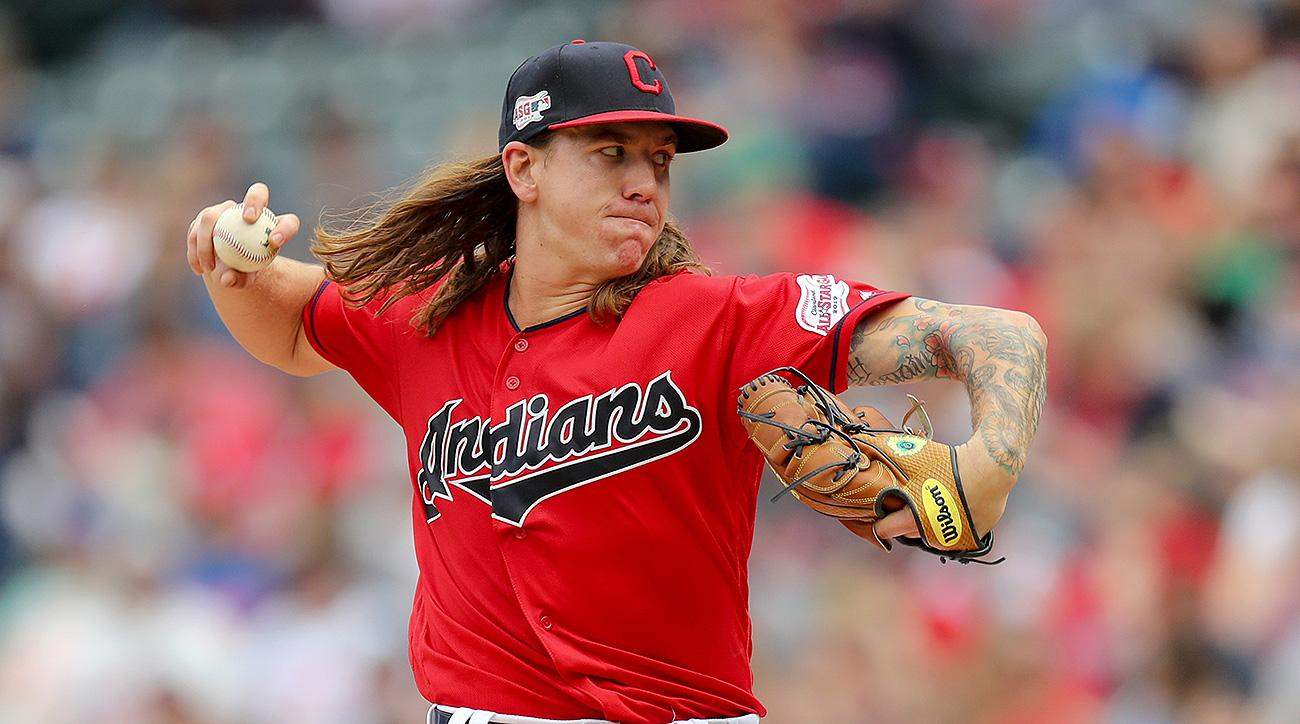Fantasy baseball Mike Clevinger return injury Cleveland Indians