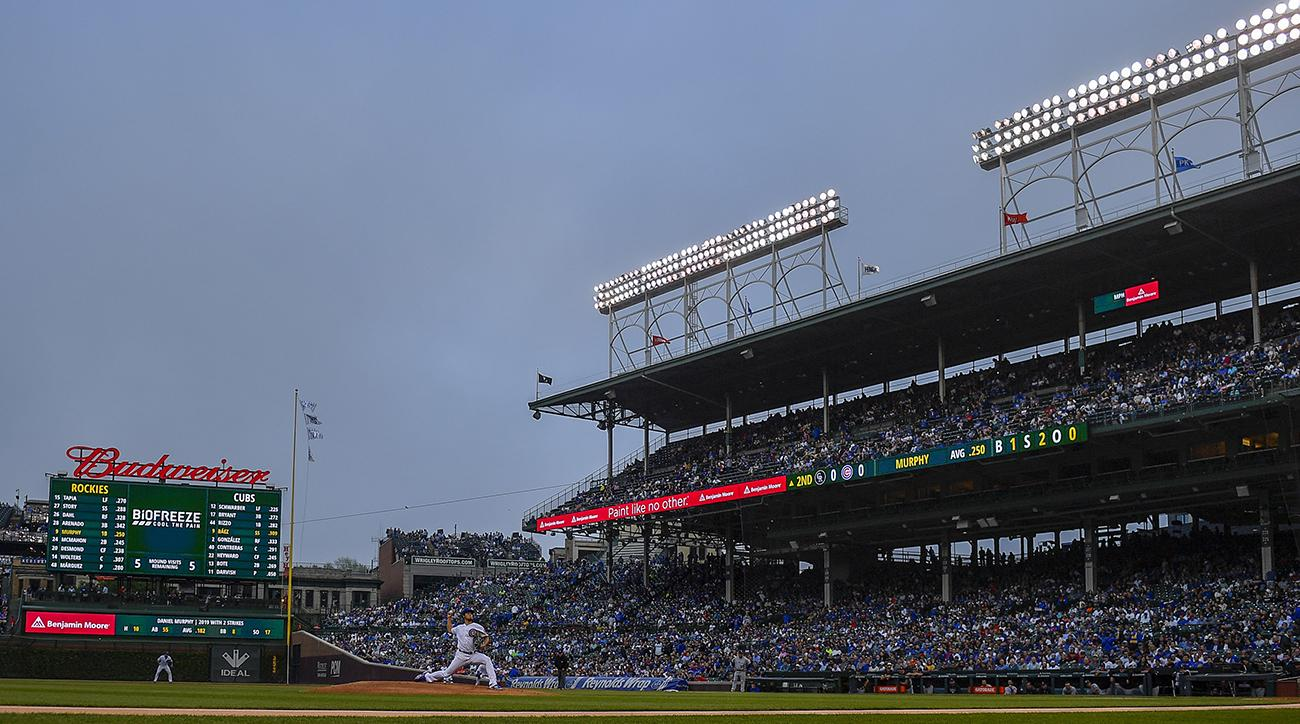 Report: Cubs Considering Sportsbook at Wrigley Field