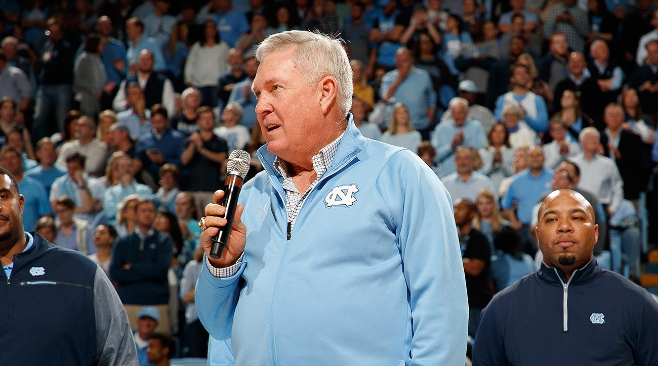 College football coaches UNC Mack Brown 2019 season