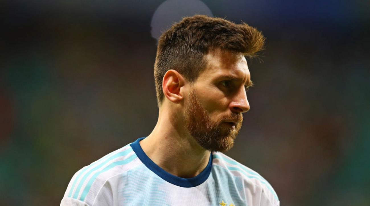 Argentina vs. Paraguay Live Stream, TV Channel: How to Watch Copa America
