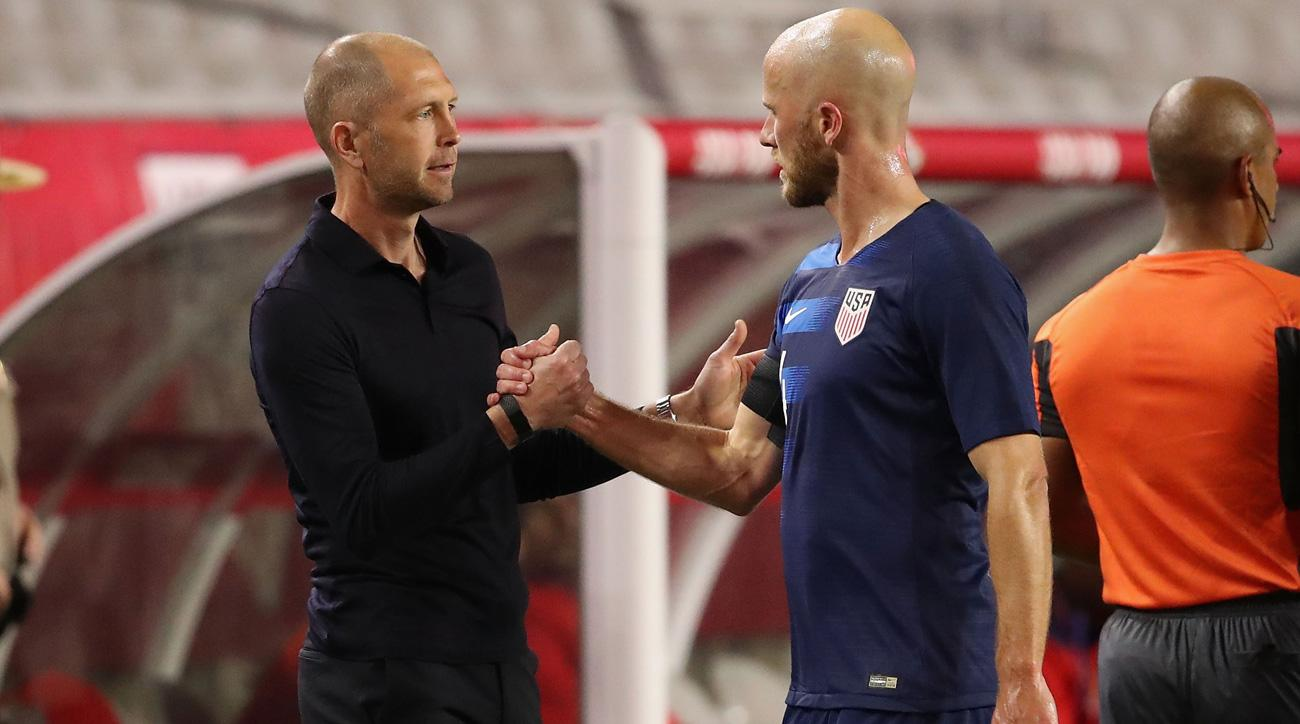 LIVE: USA Begins Gold Cup With First Match vs. Guyana