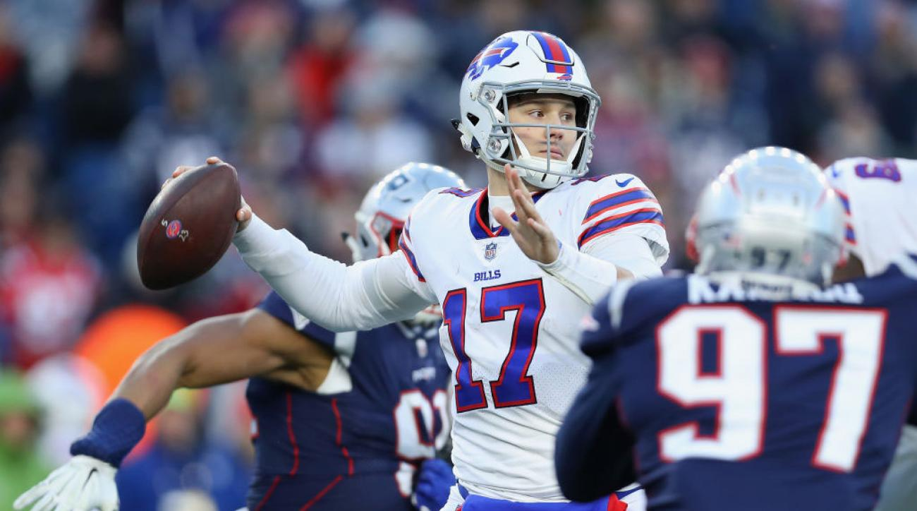 Bills Offer 'Halftime Wedding Experience of a Lifetime' vs. Patriots