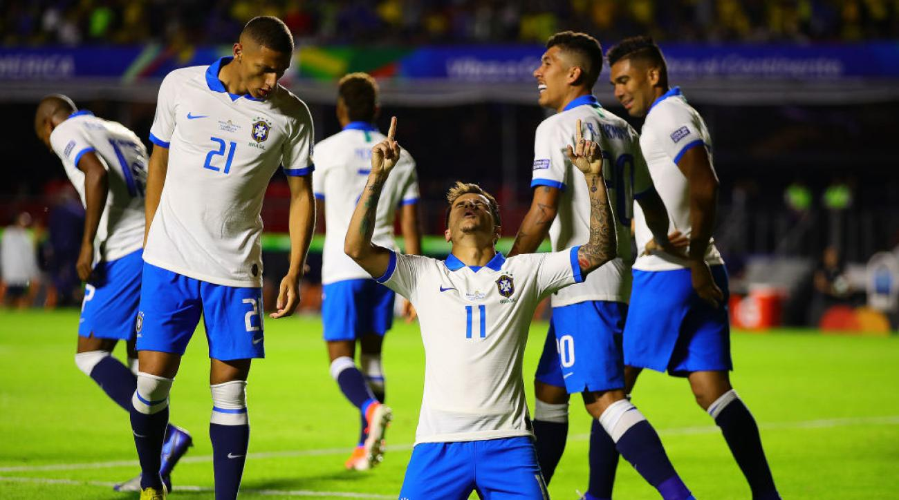 Brazil vs. Venezuela Live Stream, TV Channel: How to Watch Copa América