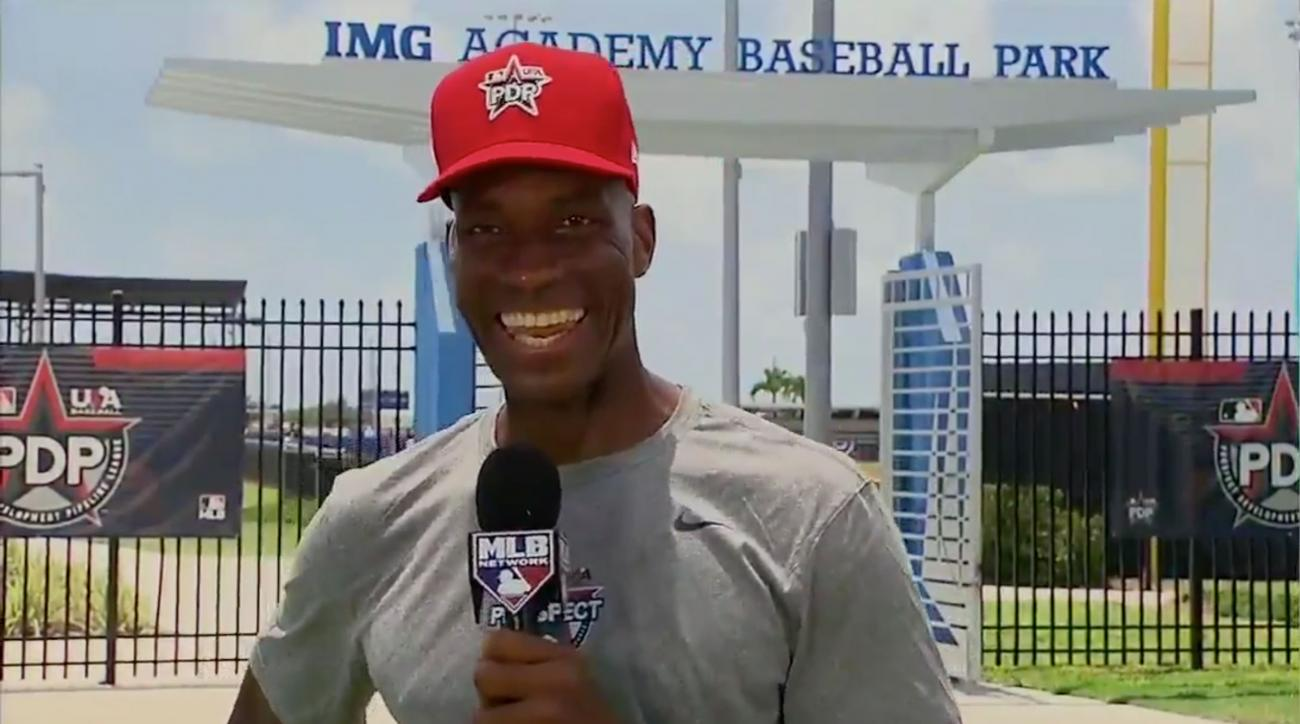 Fred McGriff looks young