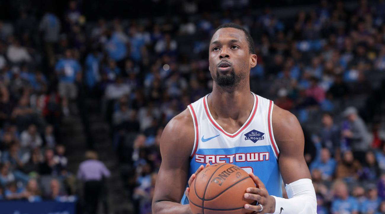Harrison Barnes to Opt Out of Kings Contract, Enter Free Agency