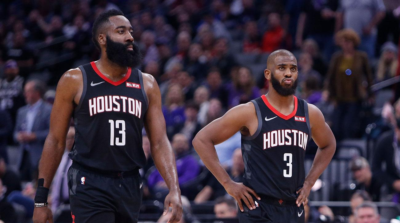 Chris Paul Denies Report That Relationship With James Harden Is 'Unsalvageable'