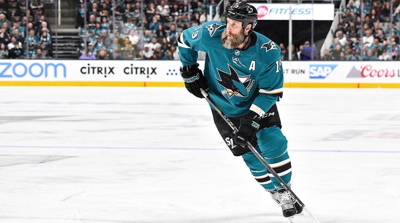Joe Thornton to play another season in NHL