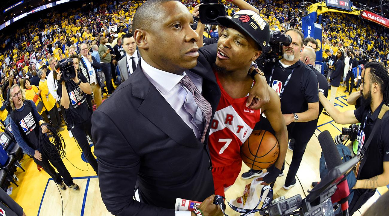 Report: Sheriff's Deputy Considering Lawsuit After Altercation With Raptors President