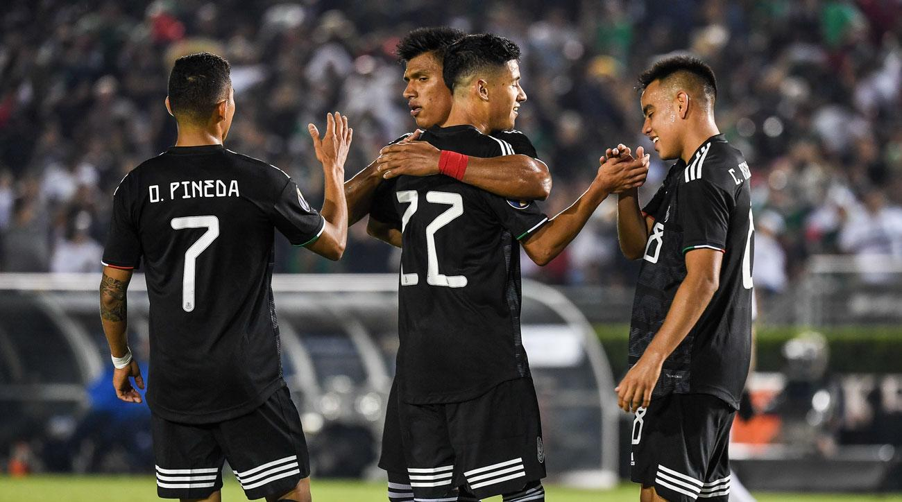 Mexico vs. Canada Live Stream, TV Channel: How to Watch Gold Cup