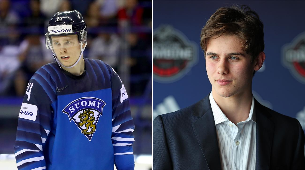 Looking at the Best Players by Position for the 2019 NHL Draft
