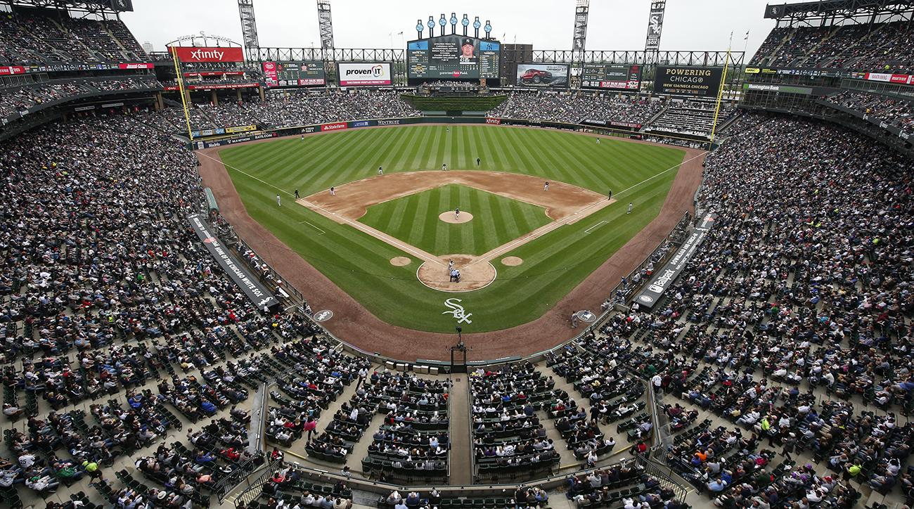 White Sox to extend protective netting
