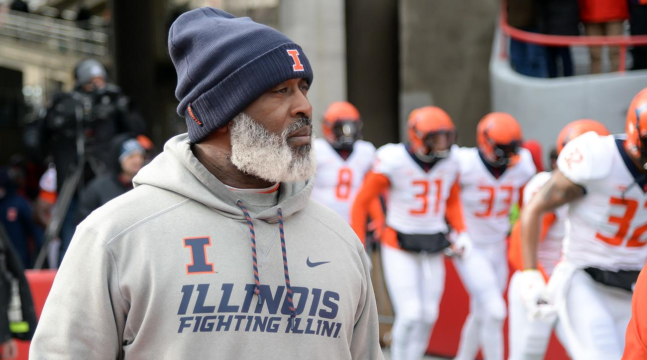 Illinois football: Brandon Peters, transfers may lift Lovie Smith