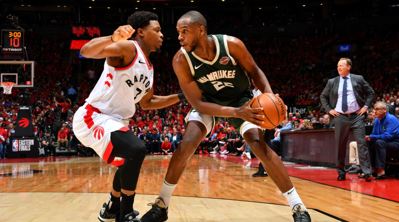 Report: Khris Middleton Declines $13 Million Option, Will Become Unrestricted Free Agent