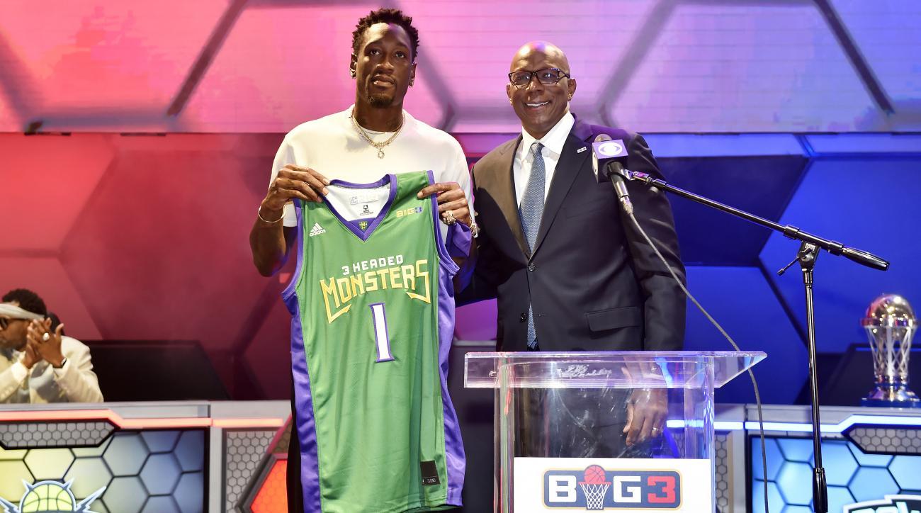 2019 BIG3 Draft
