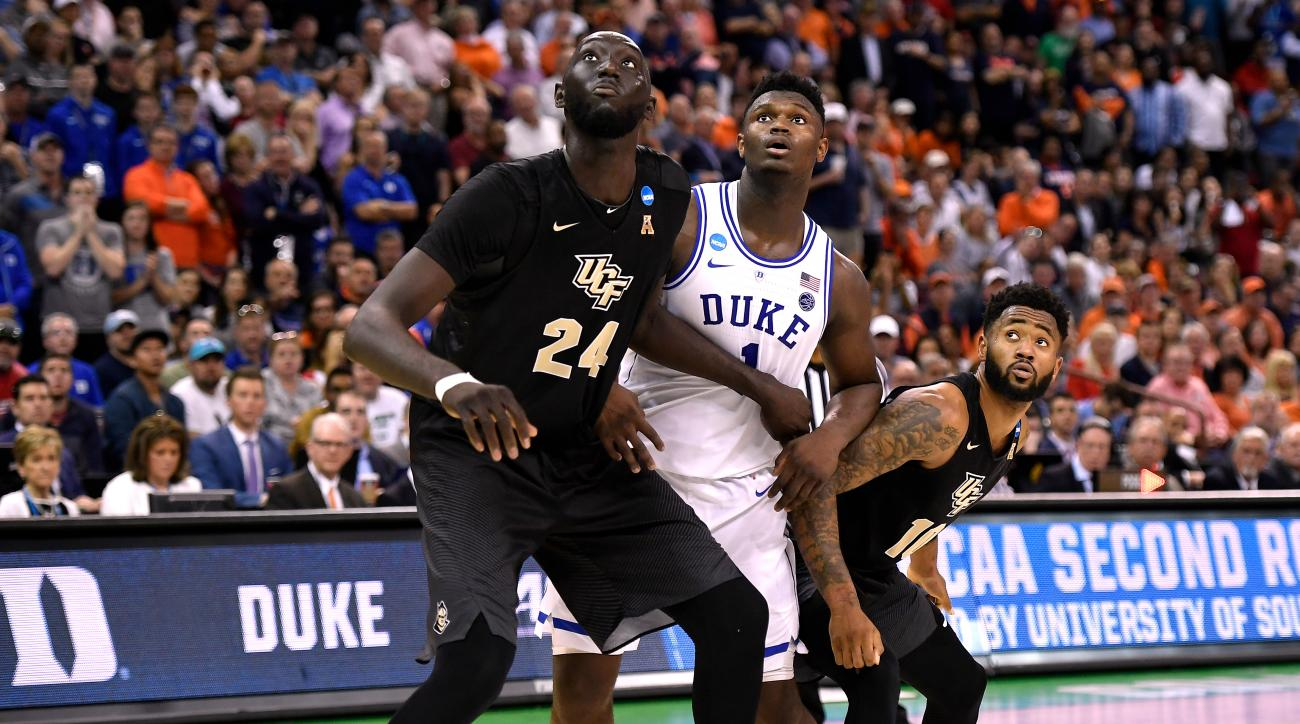 Tacko Fall Signs Exhibit 10 Contract With Celtics, Will Debut in Summer League