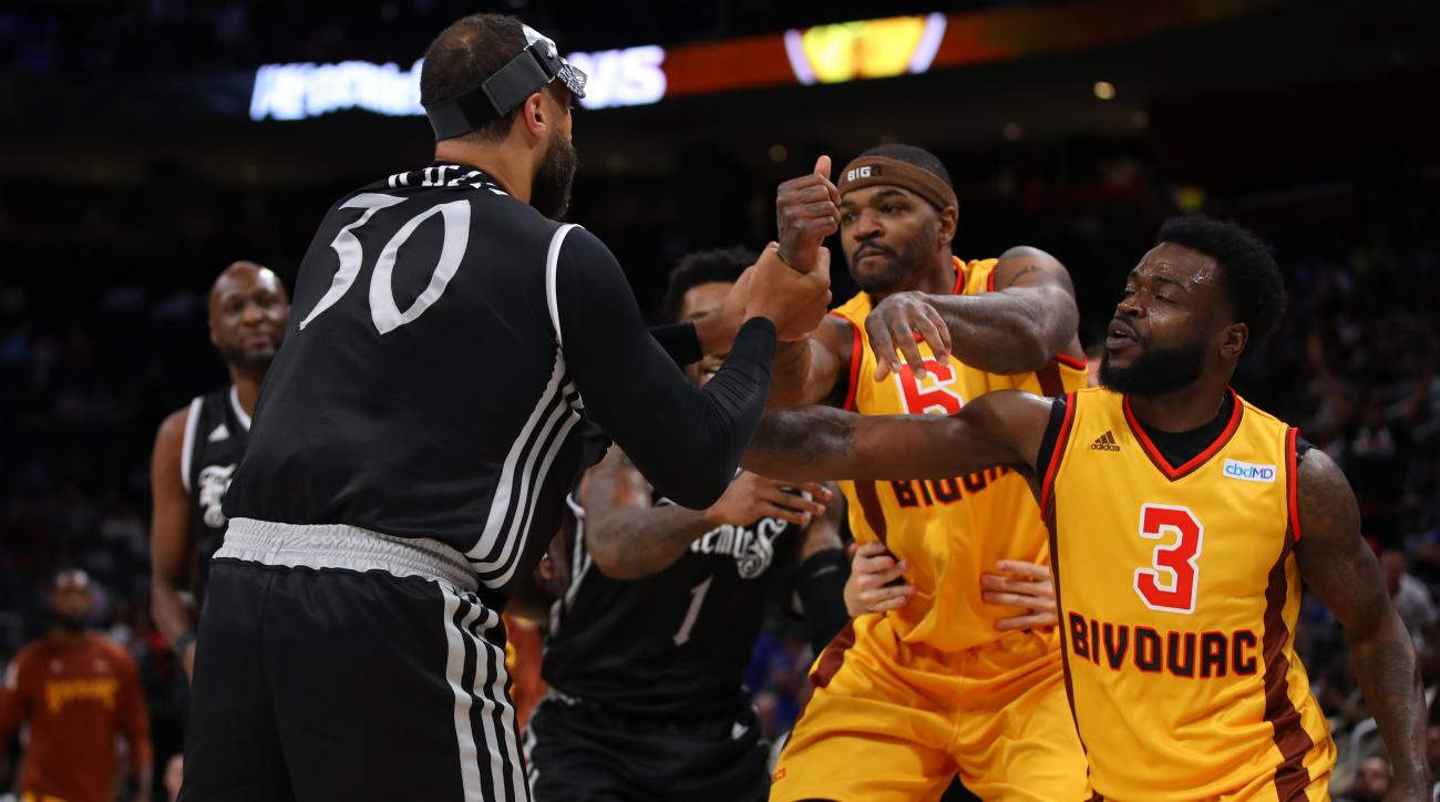 Josh Smith, Royce White Ejected After Fight During BIG3 League Debut