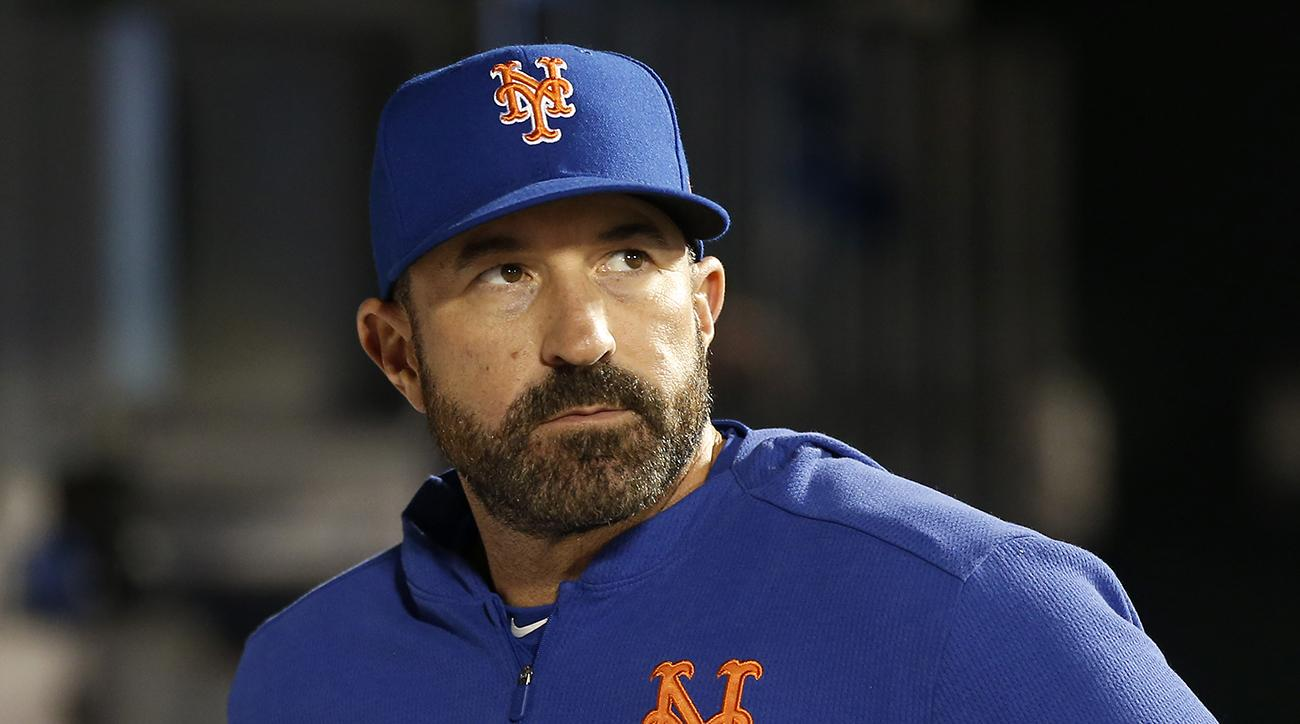 Mets manager, player have confrontation with reporter