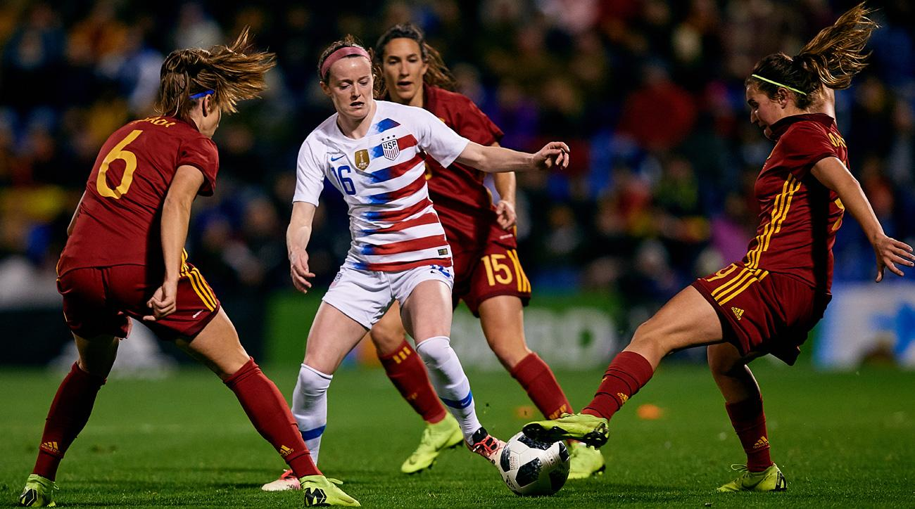 Spain May Reach USA's Heights on Women's World Cup Stage, but Last-16 Clash a Tall Task