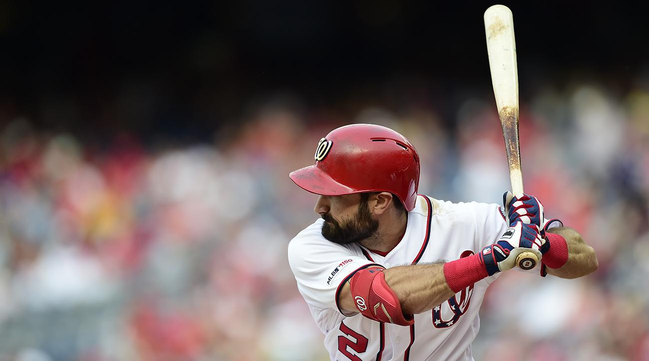 mlb, Washington Nationals, adam eaton, wire