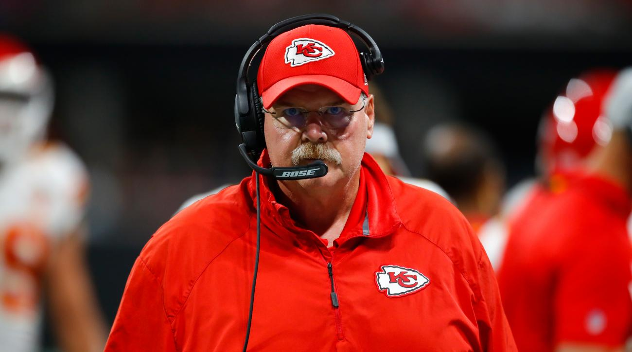 K.C. Radio Host Draws Criticism for Tying Tyreek Hill Case to Andy Reid's Late Son
