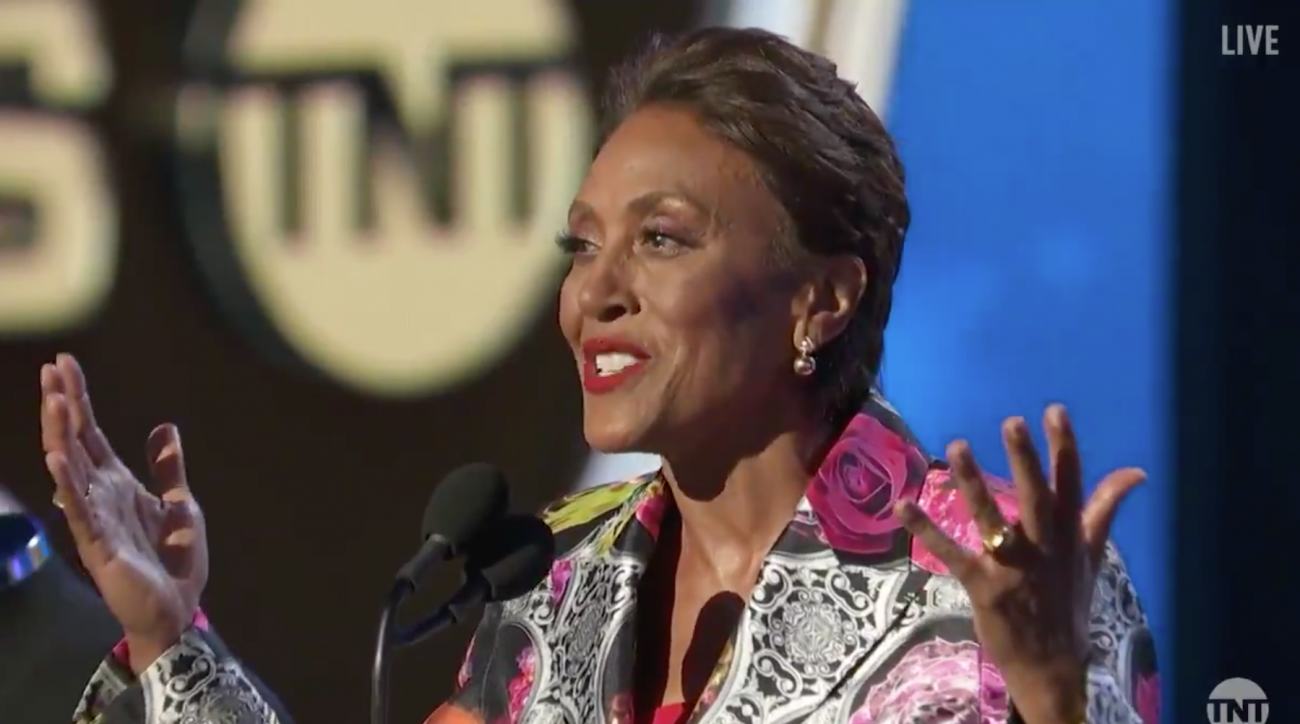 Robin Roberts: 'Make Your Mess Your Message' in Inspiring Sager Strong Award Speech