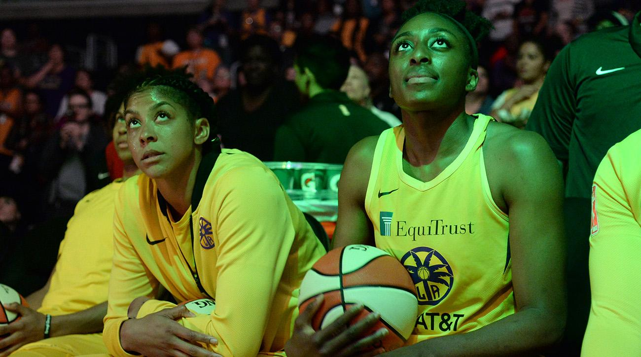 No More Balance in L.A.: Sparks Continue to Struggle Despite Candace Parker's Return