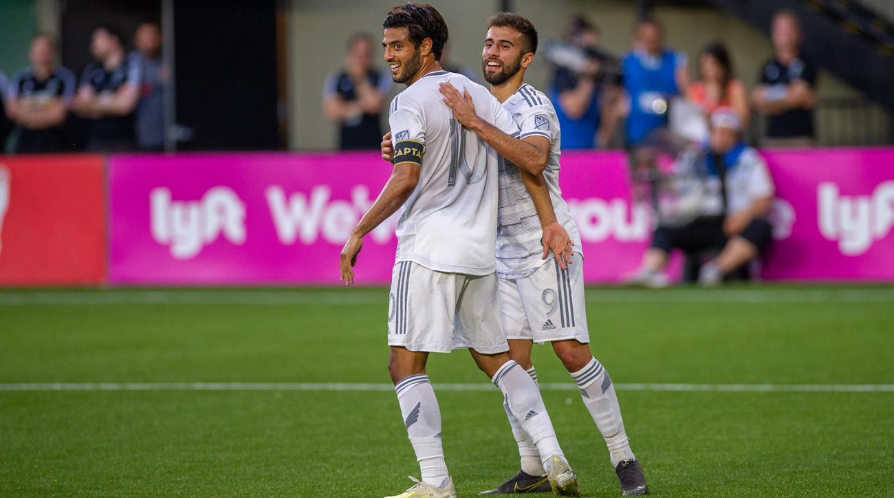 Full MLS All-Star Team Roster Revealed for 2019 Clash vs. Atletico Madrid