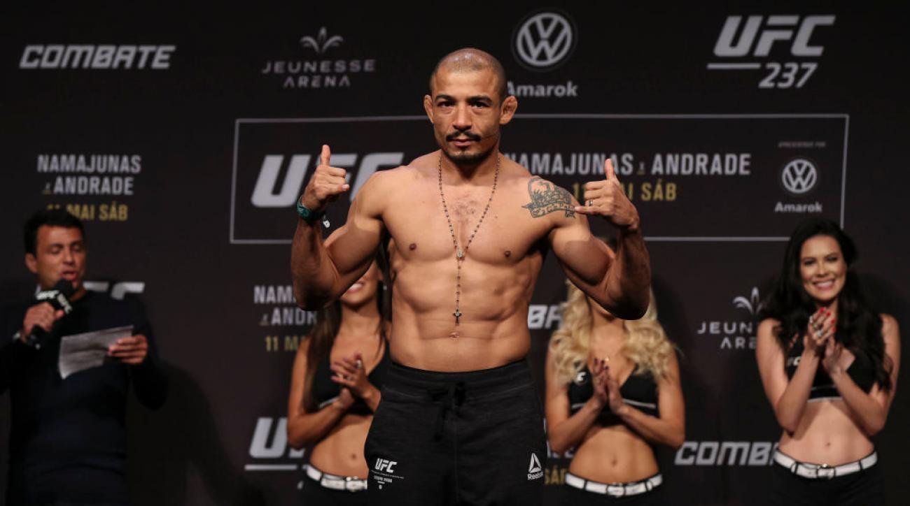 Former UFC Champion Jose Aldo Postpones Retirement, Signs New UFC Deal