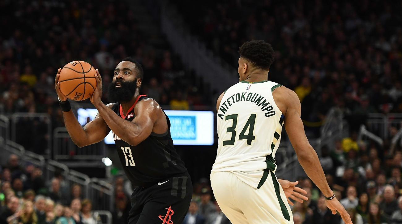 Rockets tweet in favor of James Harden after MVP announcement