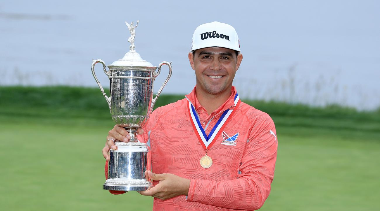 Q&A: Gary Woodland On Winning the U.S. Open, His Basketball Career and More