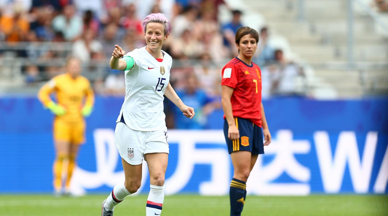 Megan Rapinoe on visiting White House