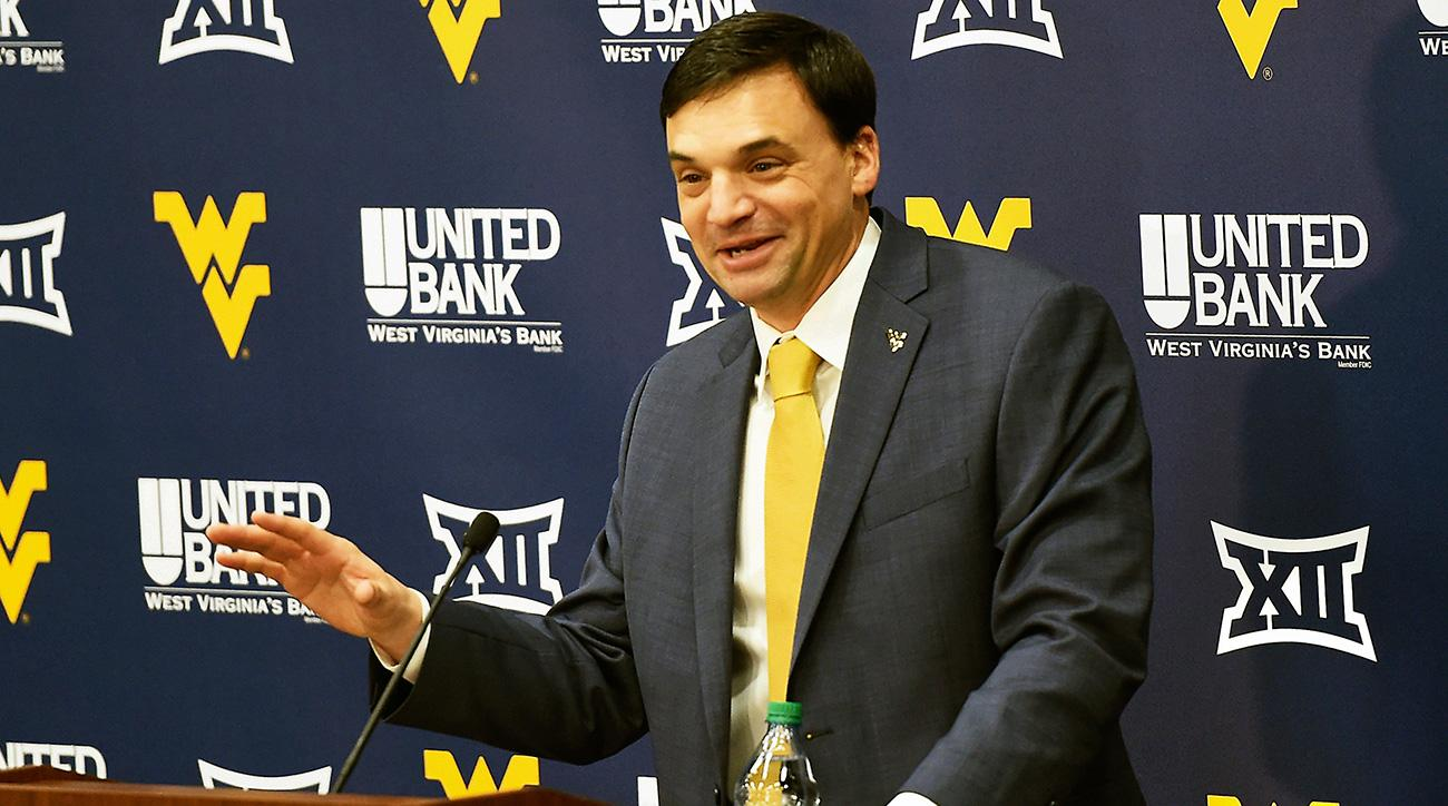Neal Brown: West Virginia coach on Mountaineers recruiting, Big 12