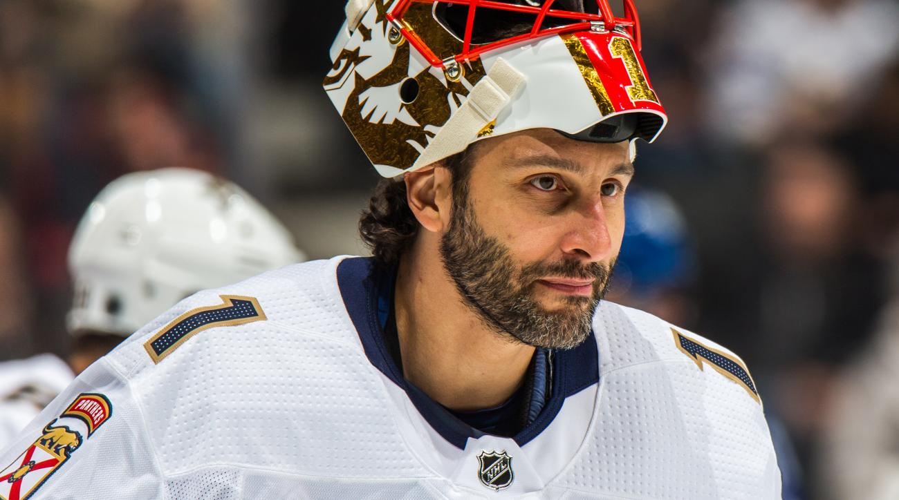 Panthers Goalie Roberto Luongo Announces Retirement After 19 Seasons