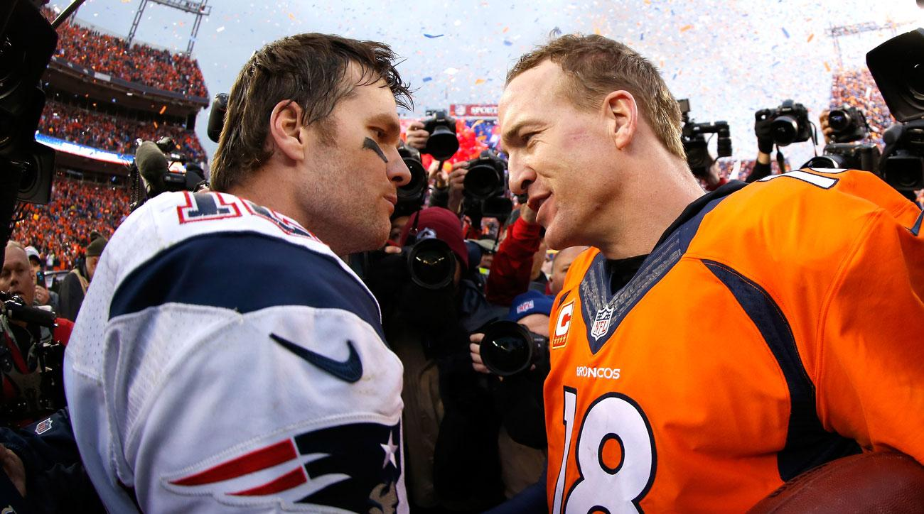 Tom Brady and Peyton Manning Are ... Friends?