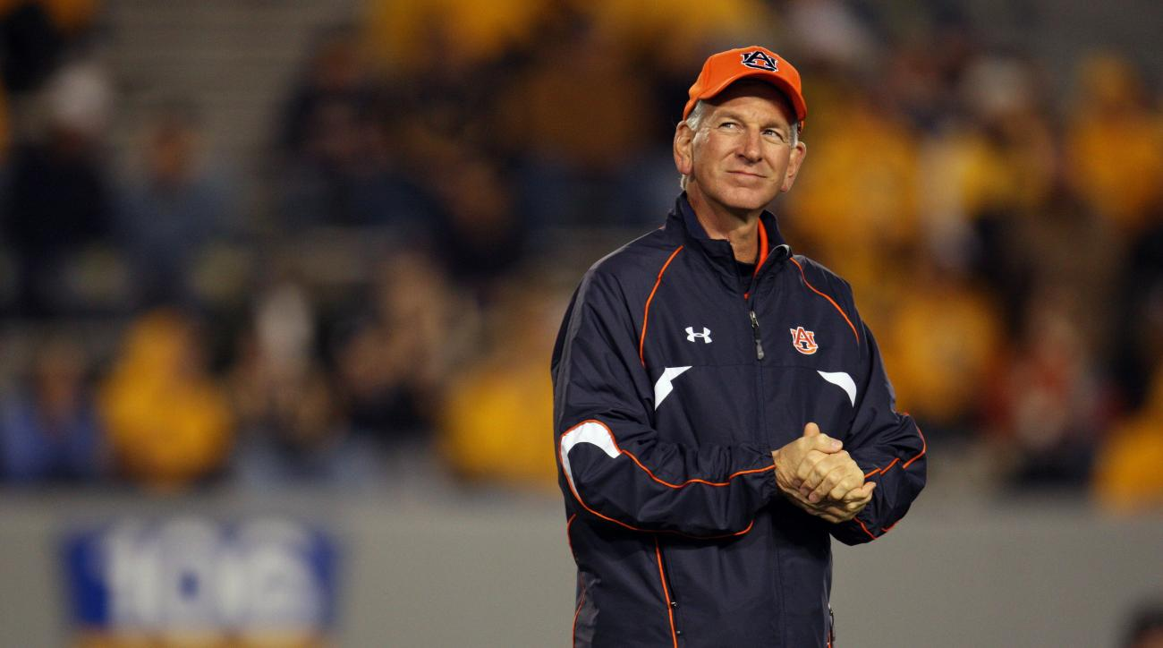 Ex-Auburn Coach Tommy Tuberville Is Leading Alabama's Republican Primary for Senate