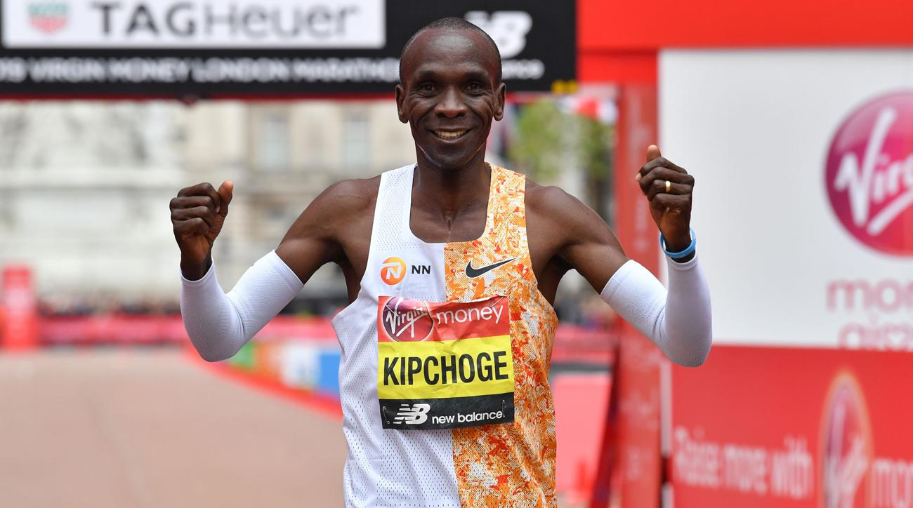 Eliud Kipchoge to Attempt Sub-Two-Hour Marathon in Vienna in October