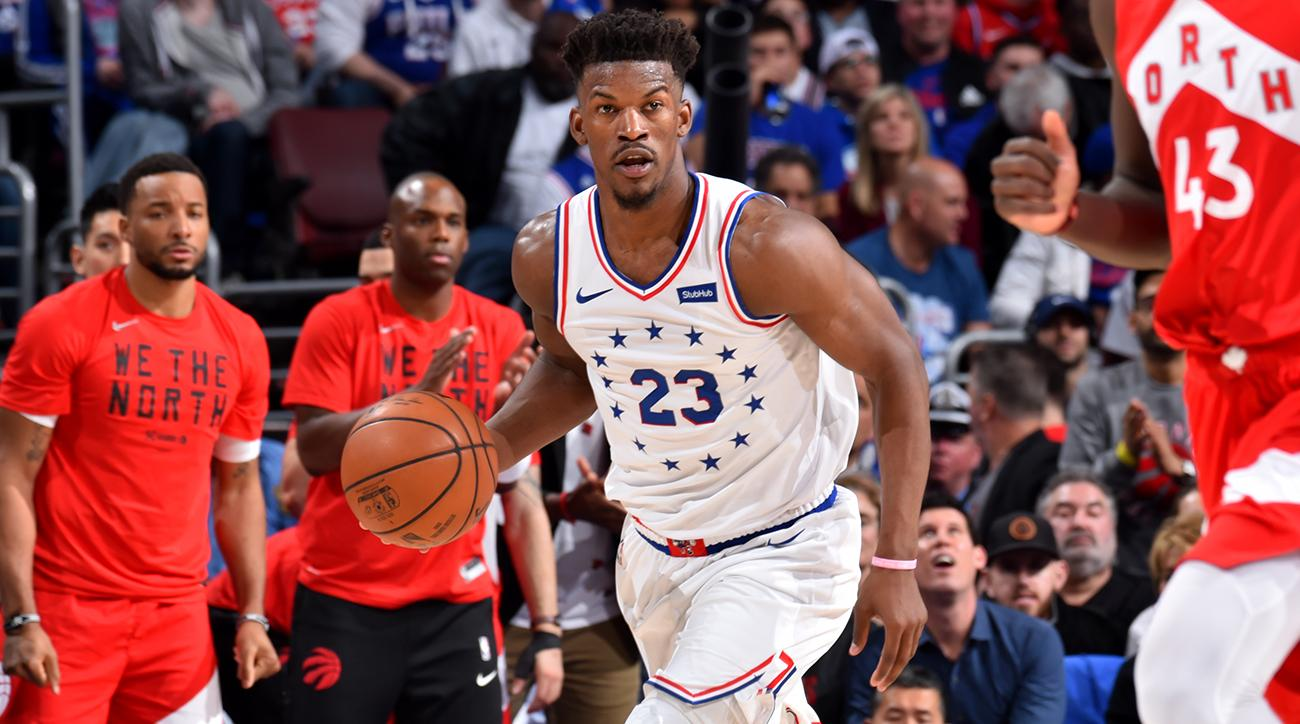 NBA free agency: Will Jimmy Butler leave 76ers for Rockets