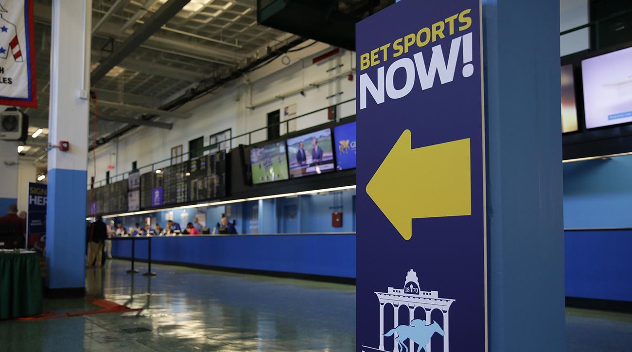 New Jersey sports betting tops Nevada