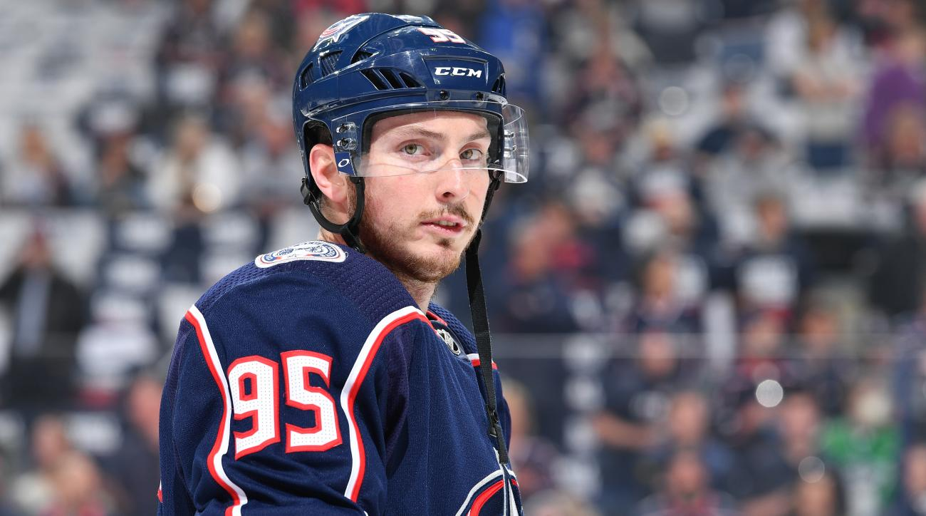 Boston Bruins v Columbus Blue Jackets - Game Four