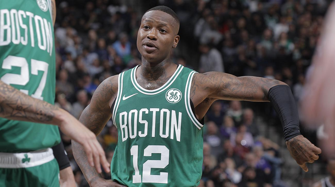 best service 6dcd3 8fe0c Terry Rozier: Hornets hit panic button after losing Kemba ...
