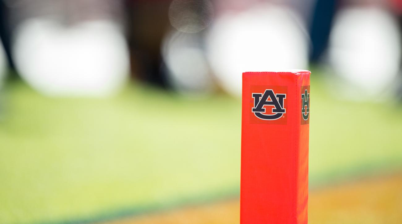 college football, auburn, Rod Bramblett, wire