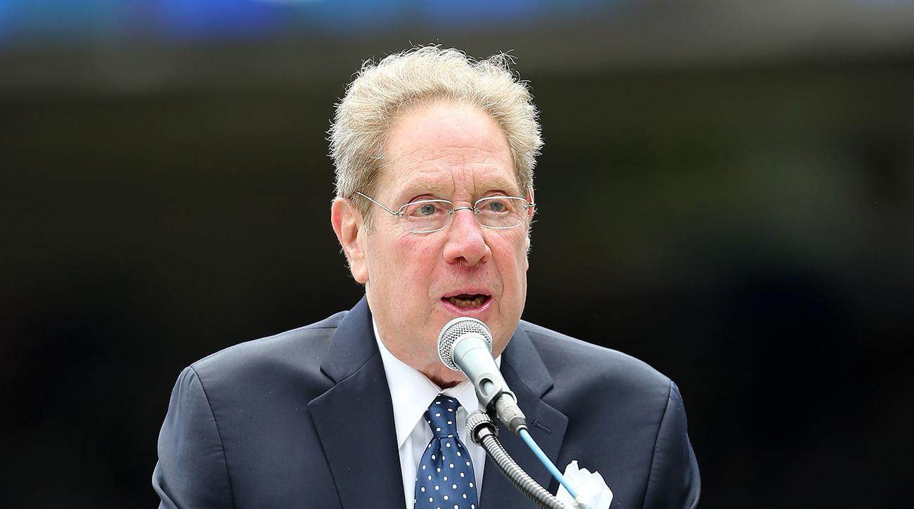 John Sterling's Consecutive Streak of Calling Yankees Games to End This Week