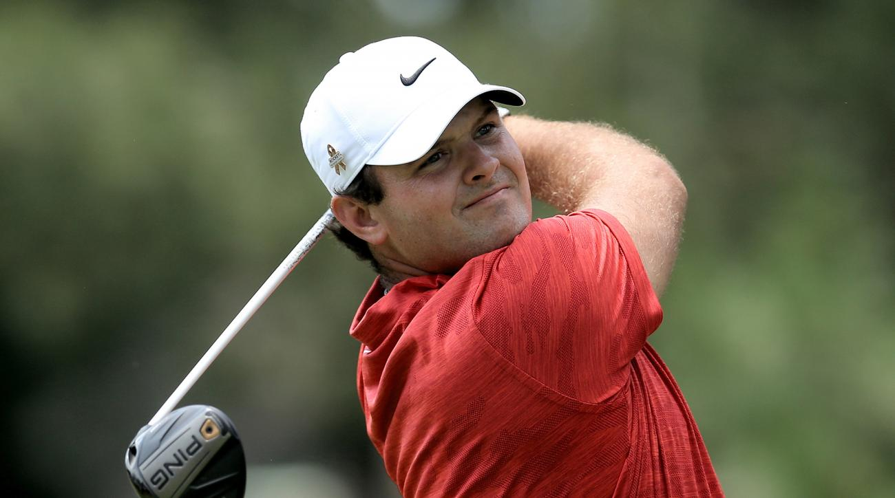Patrick Reed 3m open