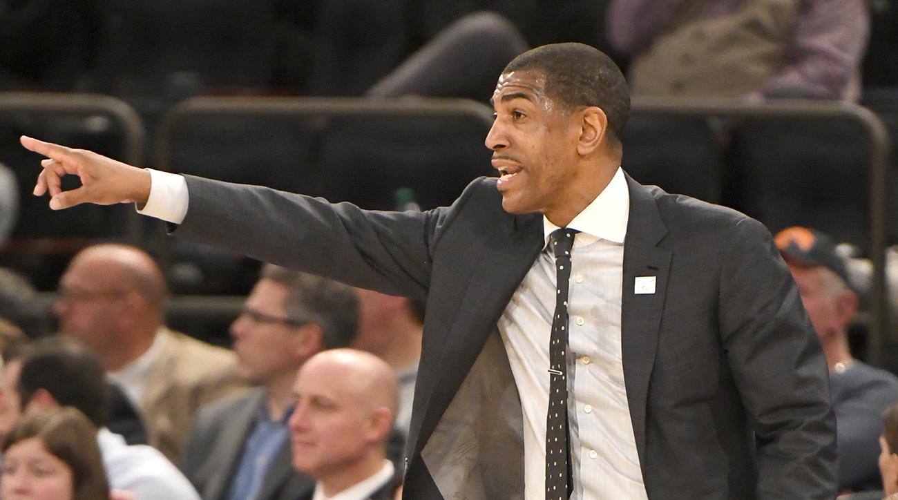 UConn hoops gets probation for NCAA violations under Kevin Ollie