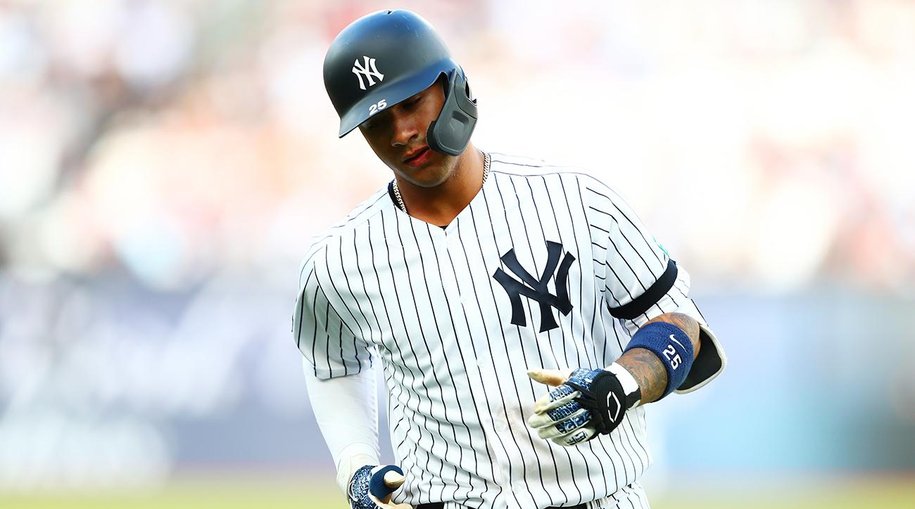 sports shoes 7e5df 44975 Gleyber Torres named to 2019 All-Star Game as injury ...