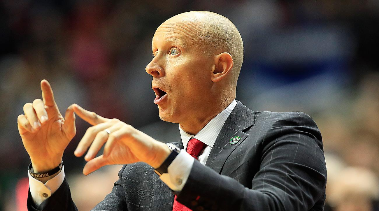 College Basketball National championship 2020 Chris Mack Louisville Gonzaga Texas Tech Purdue