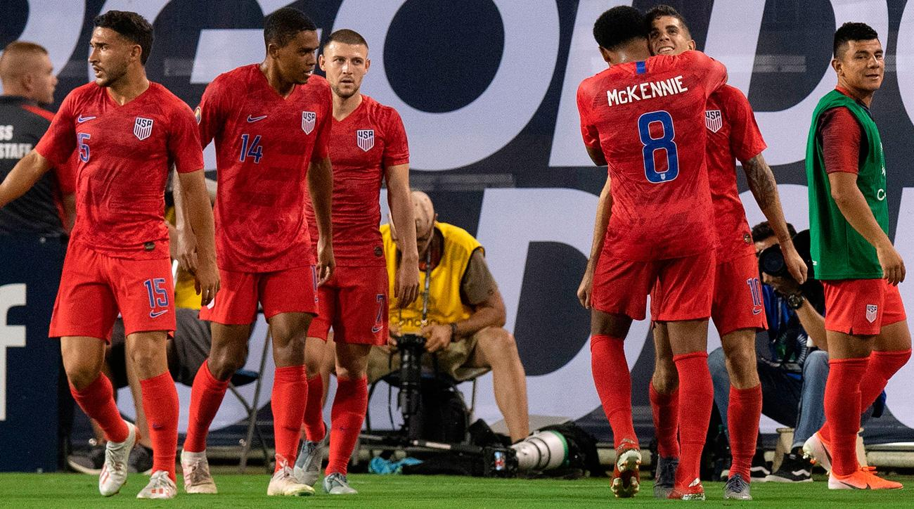 USA vs. Mexico Live Stream, TV Channel: Watch Gold Cup Final