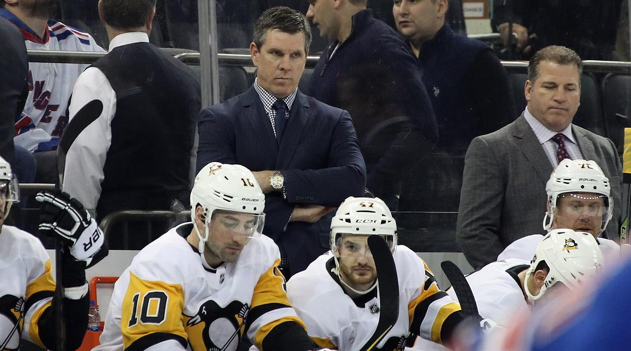 Penguins Ink Coach Mike Sullivan to Four-Year Extension