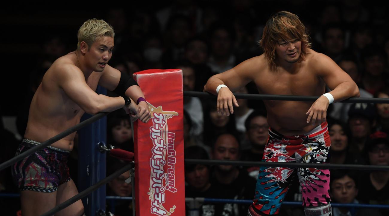 NJPW G1 Climax 29: Preview of Dallas show w/ Tanahashi, Okada