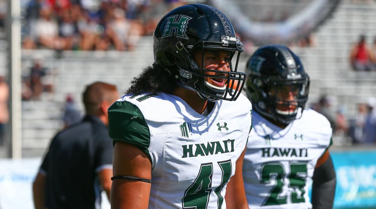COLLEGE FOOTBALL: SEP 15 Hawaii at Army